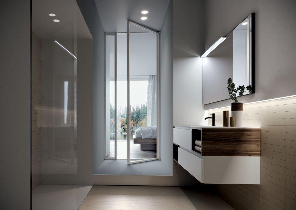 RM Living Cincinnati Modern Interior Design Contemporary Bathroom By Idea Group