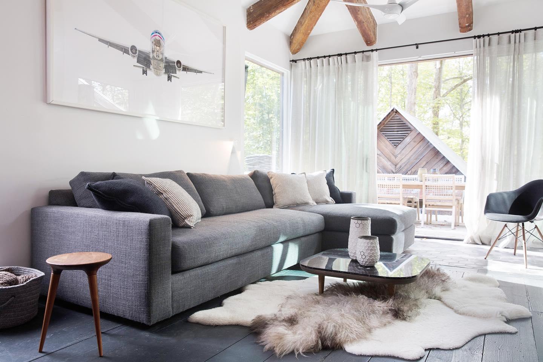RM Living Cincinnati Contemporary Interior Design Furniture By Verellen