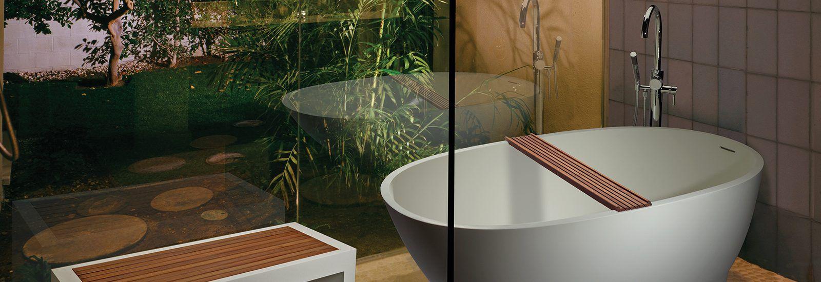 RM Living Cincinnati Contemporary Bathrooms By MTI
