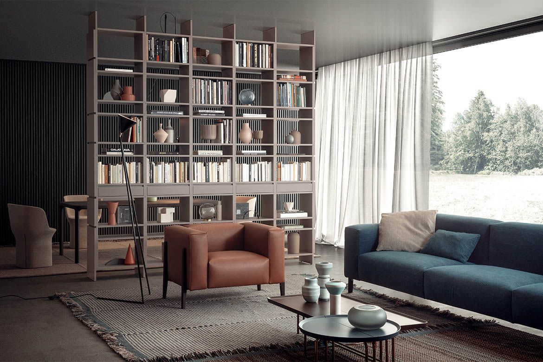 RM Living Cincinnati Contemporary Interior Design Furniture By Pianca