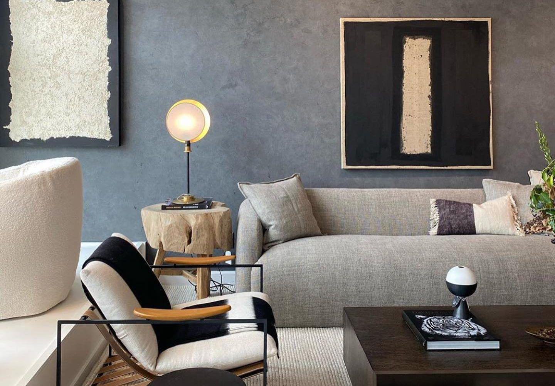 RM Living Cincinnati Interior Design Custom Contemporary Furniture By Verellen